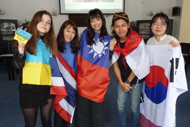 Teplickou hotelovku navštívili studenti z různých koutů světa