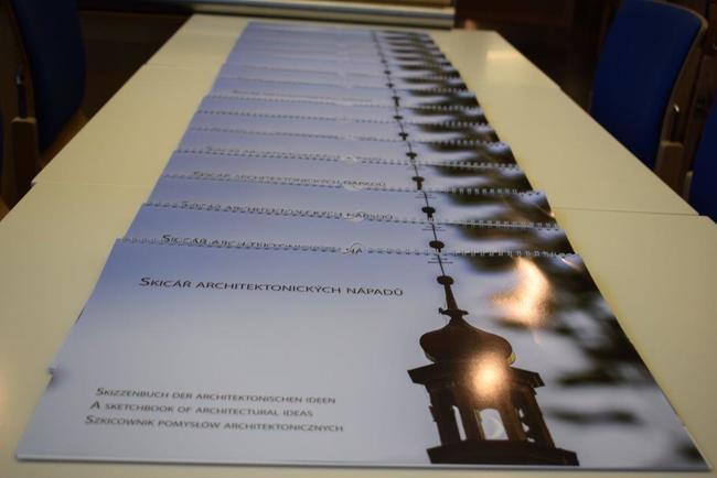 Nástěnný kalendář se poprvé představil v Bruselu
