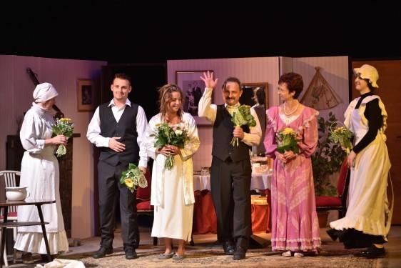 Na Polických divadelních hrách vystoupí v listopadu soubory z Broumova a z Police