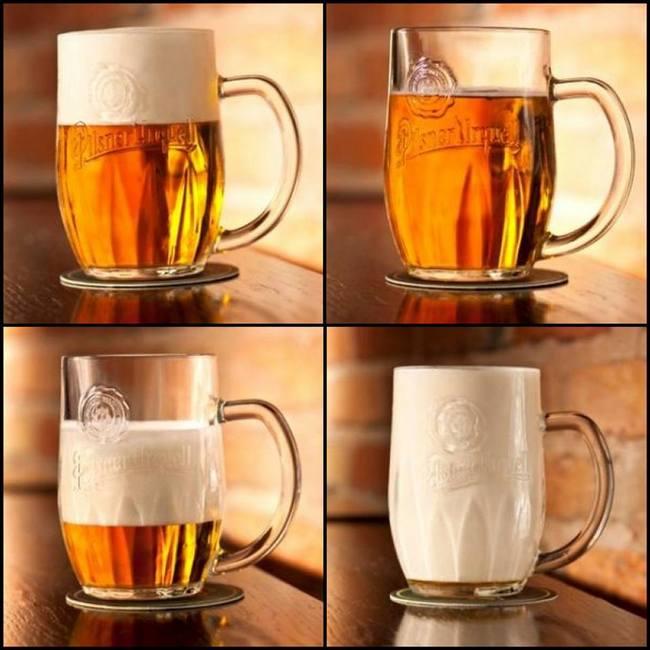 Mlíko, šnyt, hladinka, čochtan. To jsou způsoby čepování piva, které ochutnáte v Centru Walzel