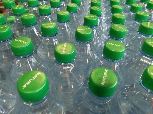 Natura nabízí vodu vysoké kojenecké kvality