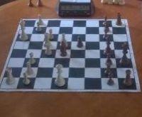 Hrál se šachový přebor broumovských škol