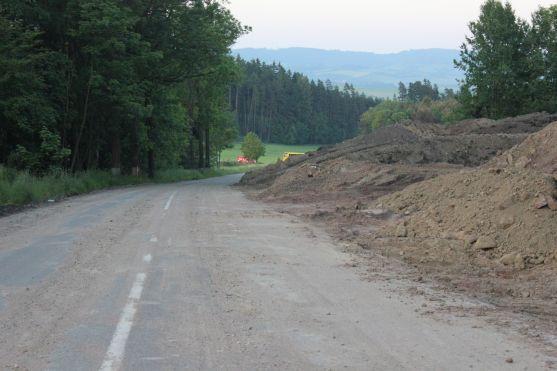Kraj v loňském roce proinvestoval do silnic více jak 1,2 miliardy korun