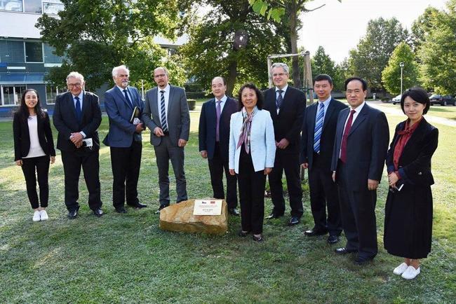 Královéhradecký kraj navštívila delegace z čínského Chongqingu