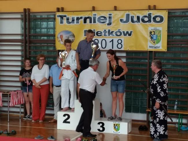 Všichni judisté se z Polska vrátili s medailí. Družstvo Broumova na 3. místě