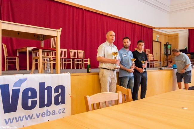 Šachového turnaje Gambit Broumov se zúčastnil rekordní počet šachistů