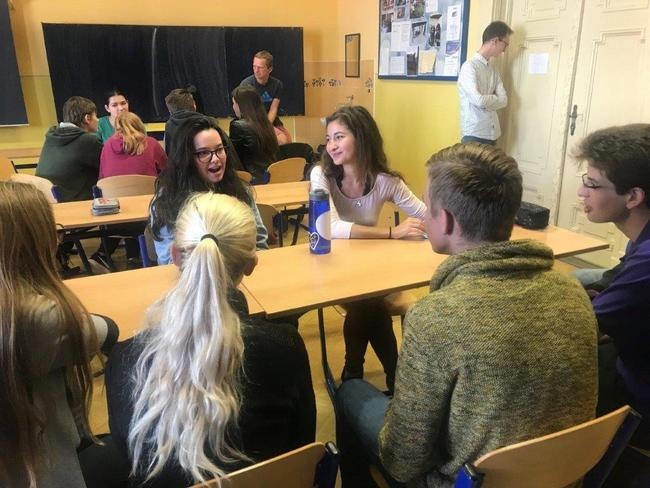 Studenti z New York University Prague trávili víkend v Broumově