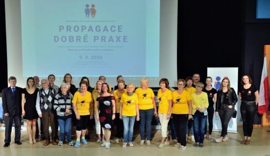 Regionální konferencí o partnerství a rozvoji Broumovska a Noworudska jsme úspěšně ukončili další projekt
