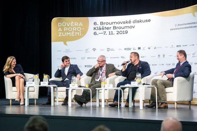 Broumovské diskuse se vracejí k tématu Hodnoty a společnost