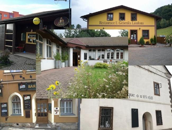 Jak si v současnosti vedou restaurační zařízení a pivnice v Broumově a nejbližším okolí?