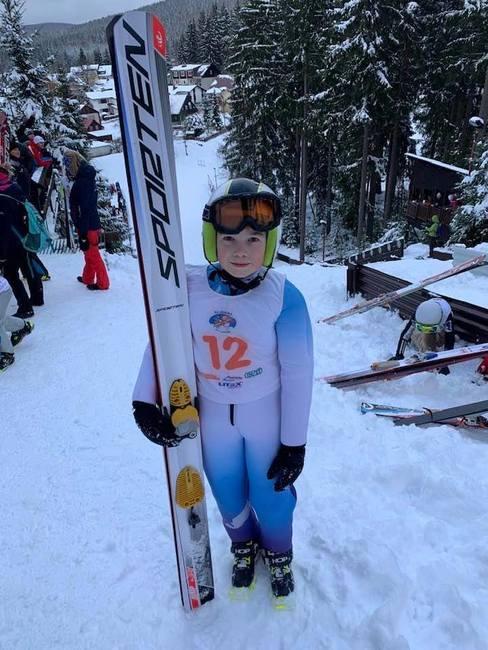 Parádní výsledky machovských lyžařů