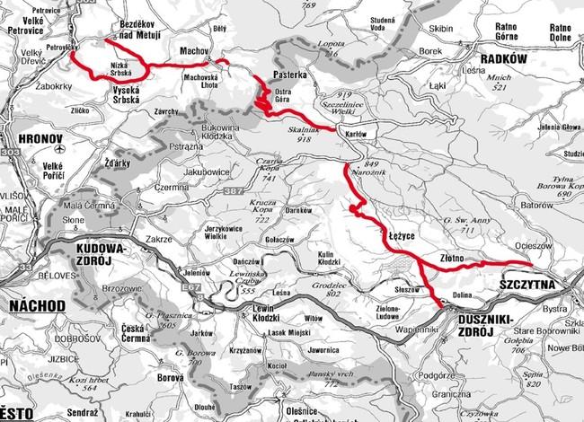 Obce na Machovsku spojil se sousedy nový hraniční přechod