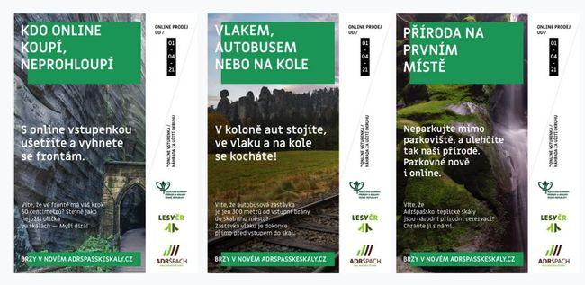 Od 1. dubna se spustí online prodej vstupenek i parkovného do Adršpašských skal