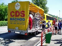 Začíná nová sezona cyklobusů. Vyšší náklady jejich provoz neomezí