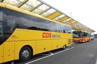 Včera začal platit nový jízdní řád autobusů