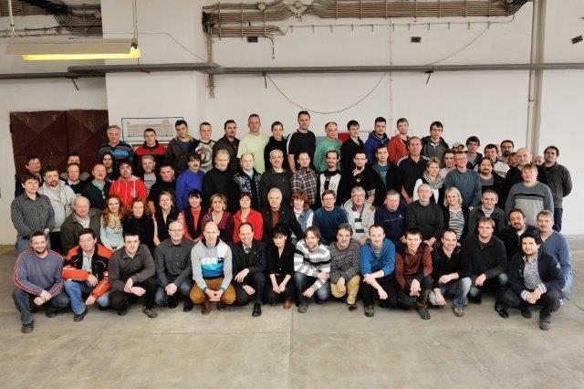 Strojírenská firma CEDIMA Meziměstí s.r.o. slaví 10 let od svého založení
