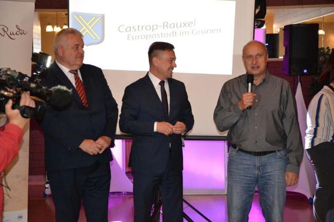 V Nowe Rudě se uskutečnila konference partnerských měst