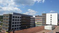 První etapa dostavby a modernizace náchodské nemocnice je téměř u konce. Nové pavilony prošly kolaudací