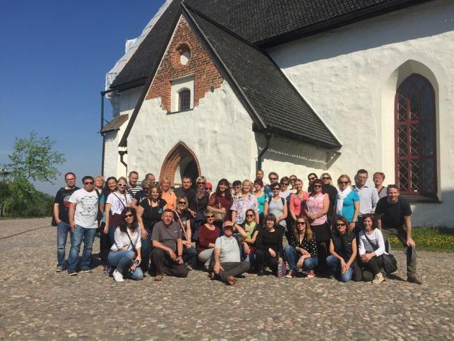 Odborná stáž pedagogických pracovníků ve Finsku