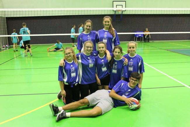 První letošní turnaj volejbalové mládeže