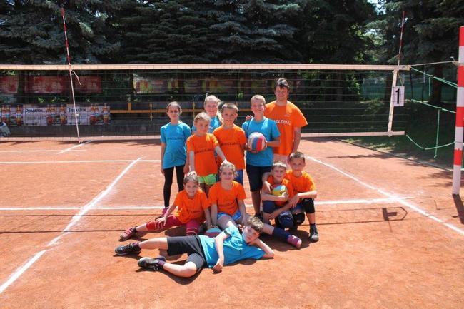 Masarykova základní škola vyslala na turnaj do Náchoda pět týmů