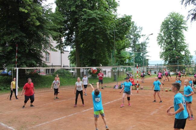 Volejbalový rok broumovské mládeže