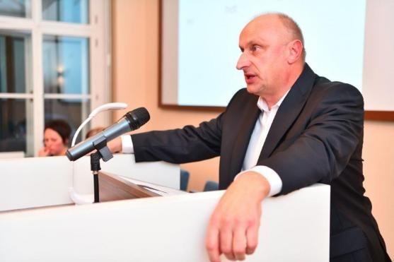 Jaroslav Bitnar, předseda Slovanu Broumov: Teď budu rád, když se týmy zase dají do pohybu