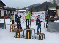 Zlatý víkend Borského klubu lyžařů Machov