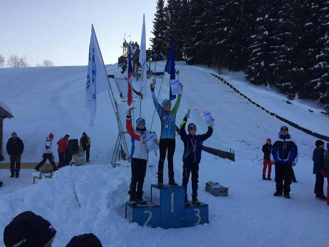 Lyžaři z Machova opět na stupních vítězů