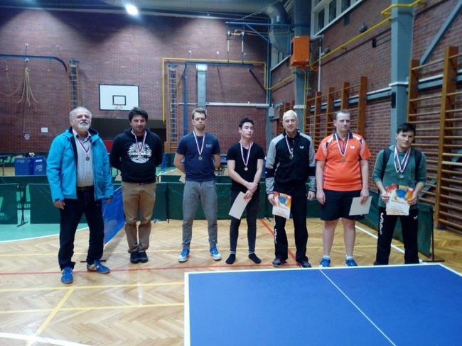 Úspěchy broumovských stolních tenistů