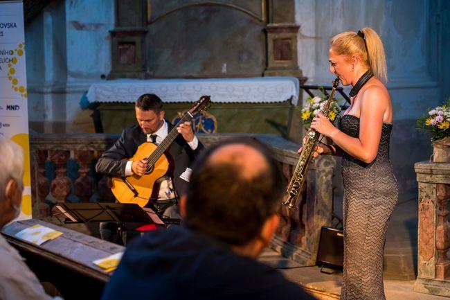 V Šonově zněla soudobá polská hudba
