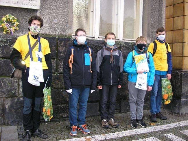 Český den proti rakovině 2020 v náchodském regionu