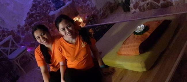 Centrum Walzel zve na thajské masáže v solné jeskyni