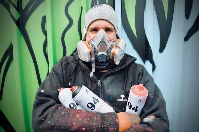 Vzhůru do Broumova na graffiti s Michalem Škapou