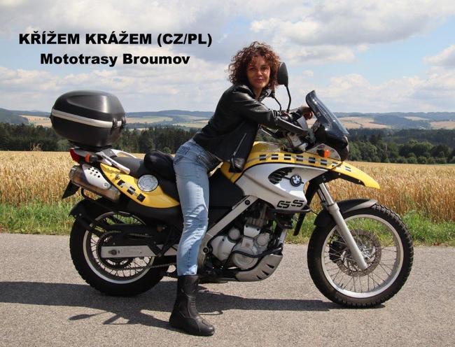 Křížem krážem CZ/PL (Mototrasy Broumov) - 1. díl