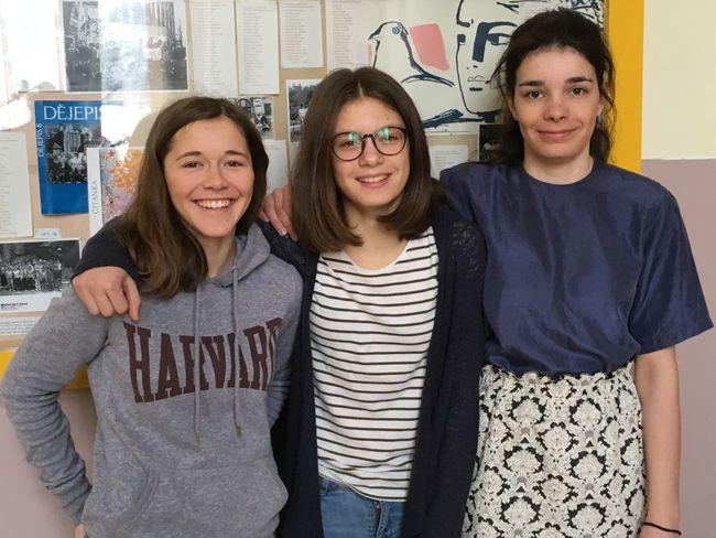 Na zimní Olympiádě dětí a mládeže startovaly tři lyžařky z Teplic nad Metují