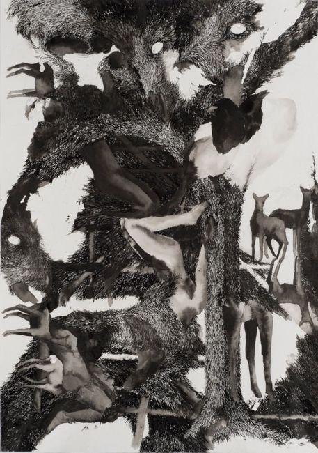 Výstava Dany Sahánkové zakončí letošní sezónu v broumovské Galerii Dům
