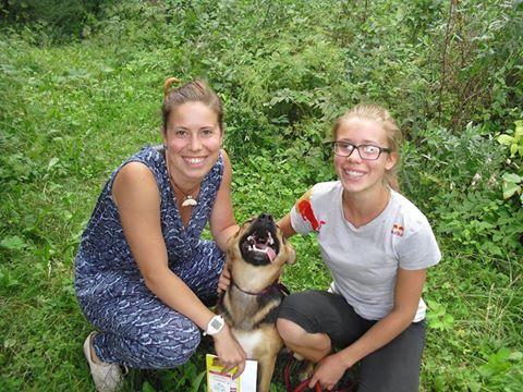 Vítězka zimních olympijských her Eva Samková adoptovala fenku z broumovského útulku