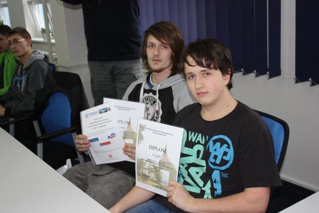 Na Střední průmyslové škole v Hronově soutěžili budoucí elektrikáři