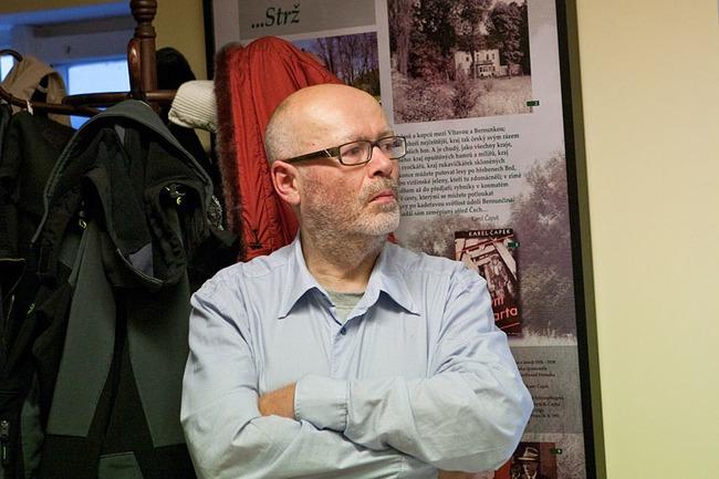 Vnuk hudebního skladatele Josefa Suka bude besedovat v Polici