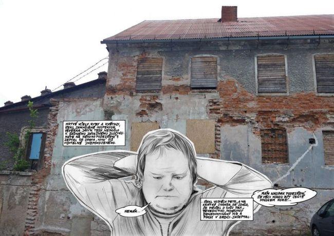 Toy_Box rozehraje Broumov komiksovou detektivkou pro děti