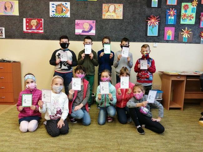 Úspěch nejmenších žáků Masarykovy základní školy
