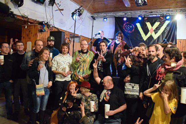 Oslava 18. narozenin Webrovkafestu na Klučance vynesla pro znevýhodněné děti částku 50 530 korun!