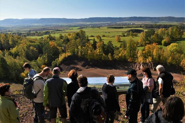 Exkurze S geologem po prvohorních sopkách Javořích hor